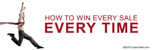 Win Every Sale