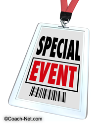 Special Event badge