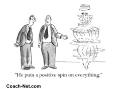 Positive-Spin