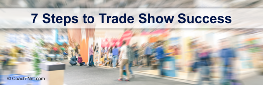Trade show header