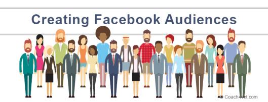 Creating Facebook Audiences