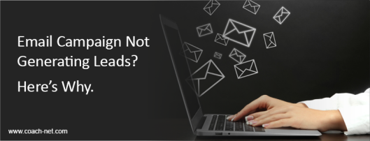 Emails Not Generating Leads?