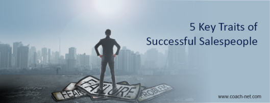Successful Salespeople Traits