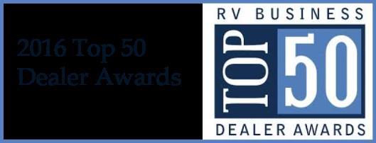 2016 Top 50 Dealer Awards