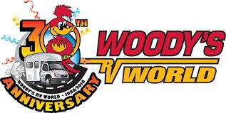 Woody's RV World, Calgary, AB