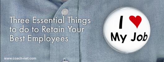 retain employees