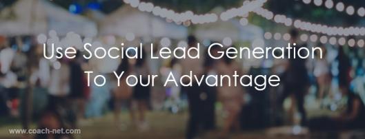 social lead generation