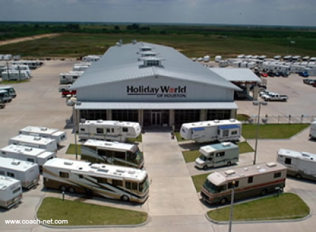 Holiday World dealership