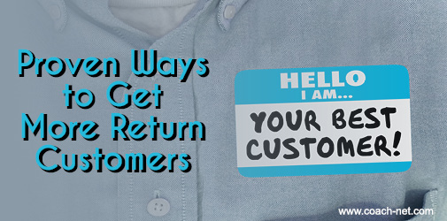 Return Customers