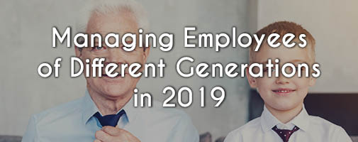 Managing Employees in Different Generations