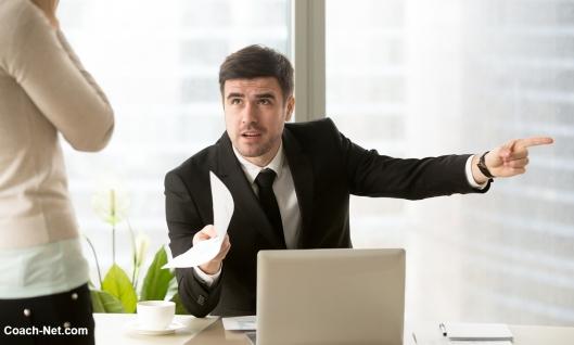 Dismissive Employer