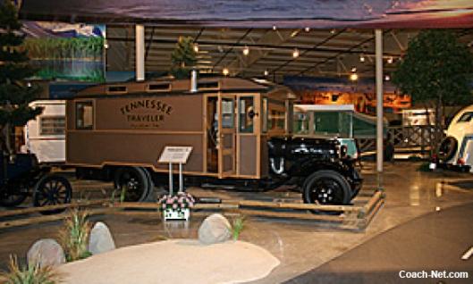 1931 Tennessee Traveler Motorhome