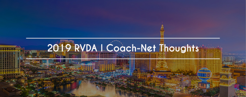 RVDA: Coach-Net Thoughts