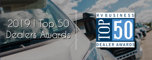 2019 Top 50 Dealer Awards