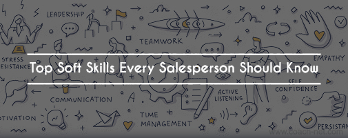 Top Soft Skills Every Salesperson Should Know