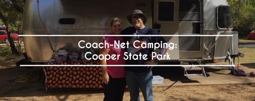 Coach-Net Camping: Cooper State Park