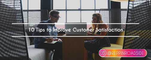 10 Tips to Improve Customer Satisfaction