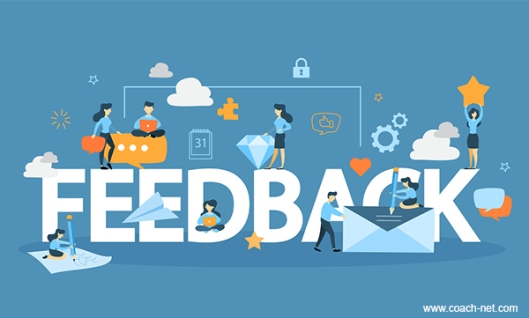 Ask For Feedback