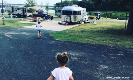 Shannon's Camping Trip Picture