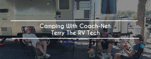 Camping With Coach-Net: Terry The RV Tech