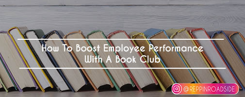 How to Boost Employee Performance with a Book Club