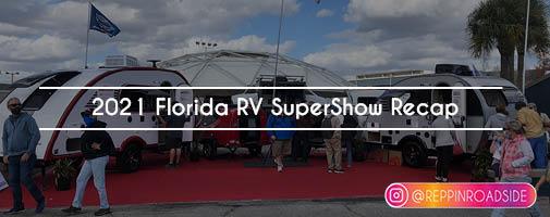 2021 Florida RV SuperShow Recap
